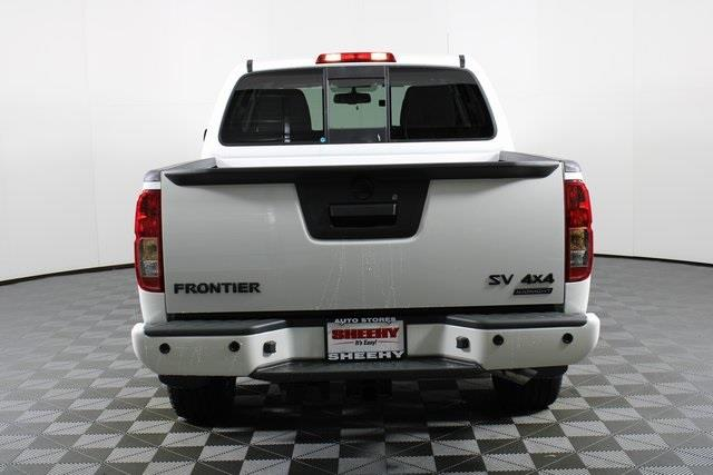 2020 Nissan Frontier Crew Cab 4x4, Pickup #DX712501 - photo 7