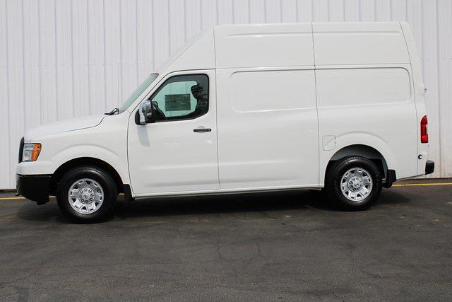 2021 Nissan NV3500 4x2, Empty Cargo Van #DX805028 - photo 4
