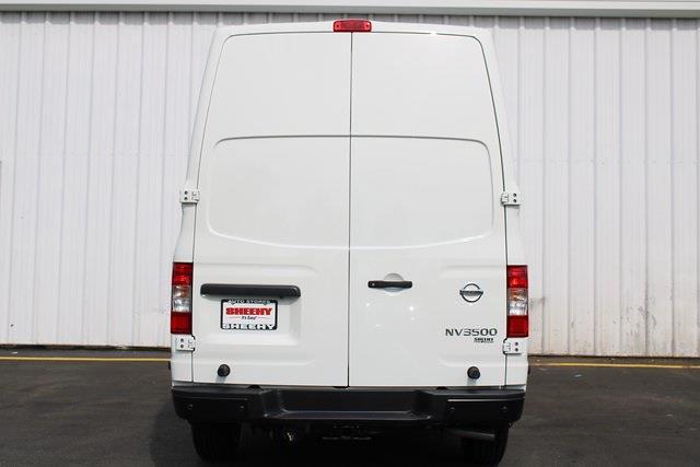 2021 Nissan NV3500 4x2, Empty Cargo Van #DX805028 - photo 5