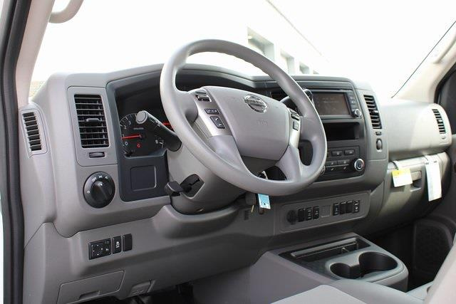 2021 Nissan NV3500 4x2, Empty Cargo Van #DX805028 - photo 8