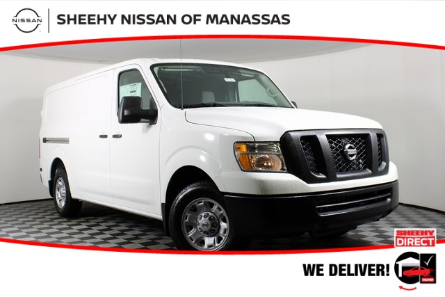 2020 Nissan NV1500 Standard Roof 4x2, Empty Cargo Van #DX810355 - photo 1