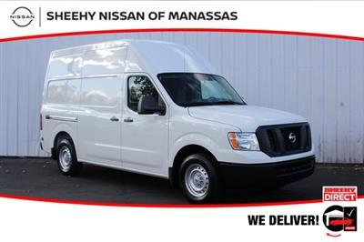 2020 Nissan NV2500 High Roof 4x2, Empty Cargo Van #DX810893 - photo 1