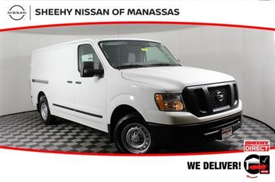 2020 Nissan NV1500 Standard Roof 4x2, Empty Cargo Van #DX810904 - photo 1
