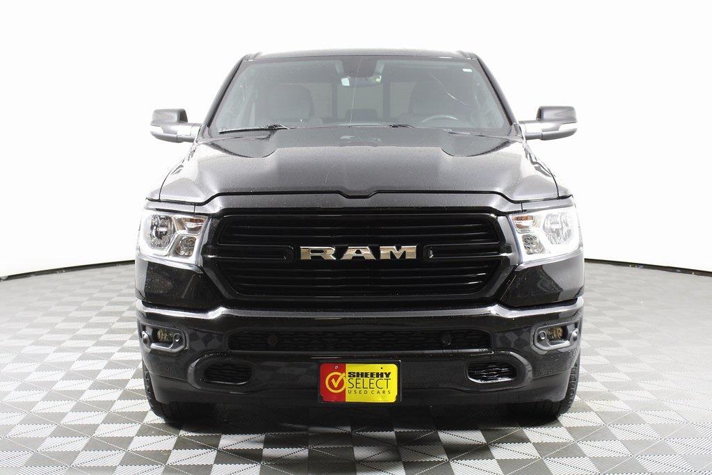 2020 Ram 1500 Crew Cab 4x4, Pickup #DZ14082A - photo 2