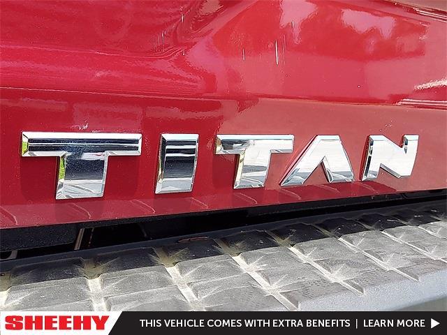 2021 Nissan Titan 4x4, Pickup #K501536 - photo 8