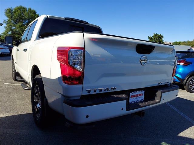 2021 Nissan Titan 4x4, Pickup #K504522 - photo 4