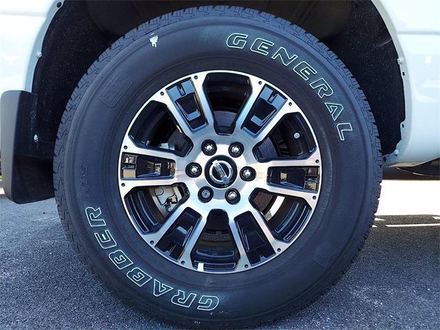 2021 Nissan Titan 4x4, Pickup #K504522 - photo 5