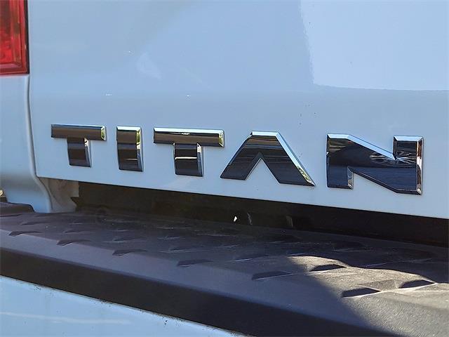 2021 Nissan Titan 4x4, Pickup #K504522 - photo 8