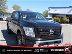 2020 Nissan Titan Crew Cab 4x4, Pickup #K505823 - photo 1