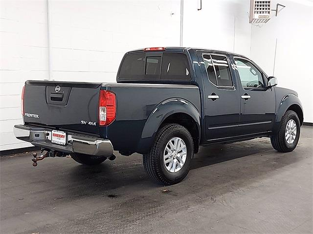 2017 Nissan Frontier Crew Cab 4x4, Pickup #K510072A - photo 1