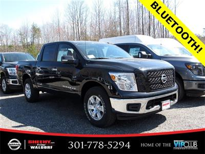 2019 Titan Crew Cab 4x4, Pickup #K515990 - photo 1