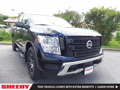 2021 Nissan Titan 4x4, Pickup #K517145 - photo 1