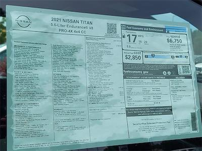 2021 Nissan Titan 4x4, Pickup #K523228 - photo 6