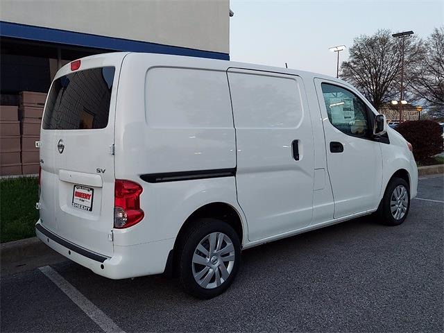 2021 Nissan NV200 4x2, Empty Cargo Van #K694352 - photo 1