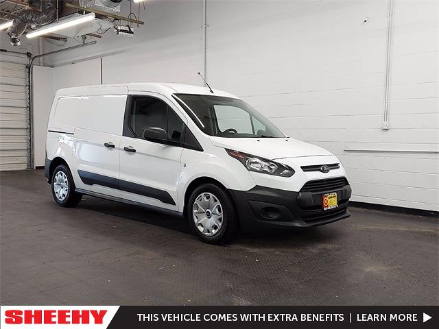 2018 Ford Transit Connect 4x2, Empty Cargo Van #K694352A - photo 1