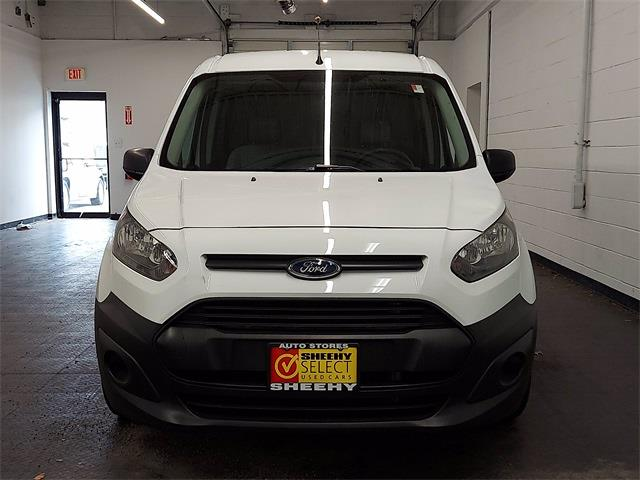 2018 Ford Transit Connect 4x2, Empty Cargo Van #K694352A - photo 3