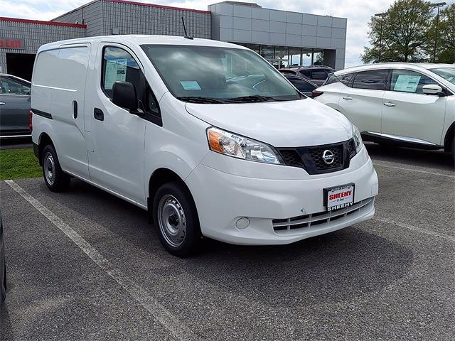 2021 Nissan NV200 4x2, Empty Cargo Van #K698289 - photo 1