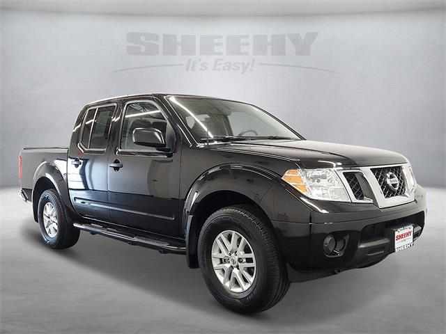 2021 Nissan Frontier 4x4, Pickup #K702607 - photo 1