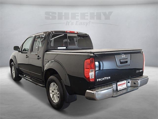 2021 Nissan Frontier 4x4, Pickup #K702607 - photo 6