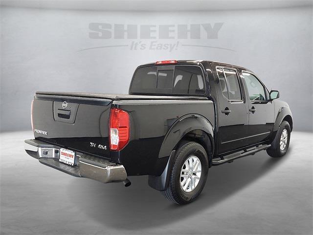 2021 Nissan Frontier 4x4, Pickup #K702607 - photo 8