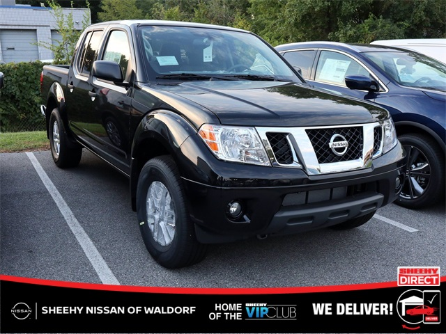 2020 Nissan Frontier Crew Cab 4x4, Pickup #K705084 - photo 1