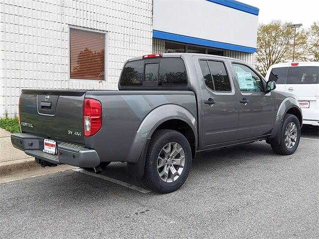 2021 Nissan Frontier 4x4, Pickup #K705489 - photo 1
