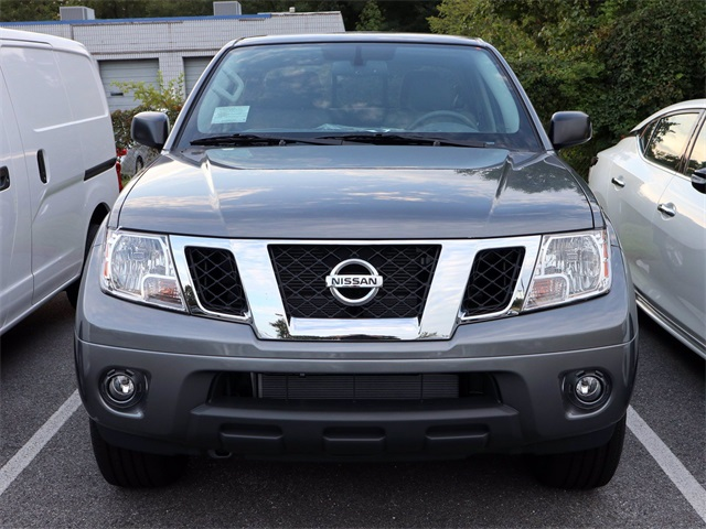 2020 Nissan Frontier Crew Cab 4x4, Pickup #K706049 - photo 3