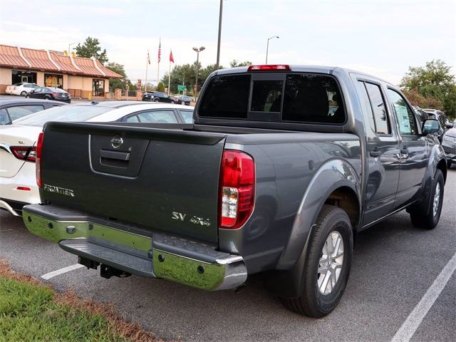 2020 Nissan Frontier Crew Cab 4x4, Pickup #K706049 - photo 1