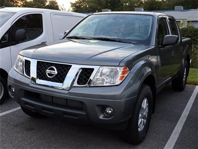 2020 Nissan Frontier Crew Cab 4x4, Pickup #K706049 - photo 4