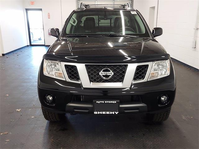 2021 Nissan Frontier 4x4, Pickup #K706221 - photo 1