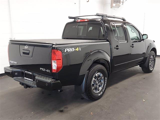 2021 Nissan Frontier 4x4, Pickup #K706221 - photo 8