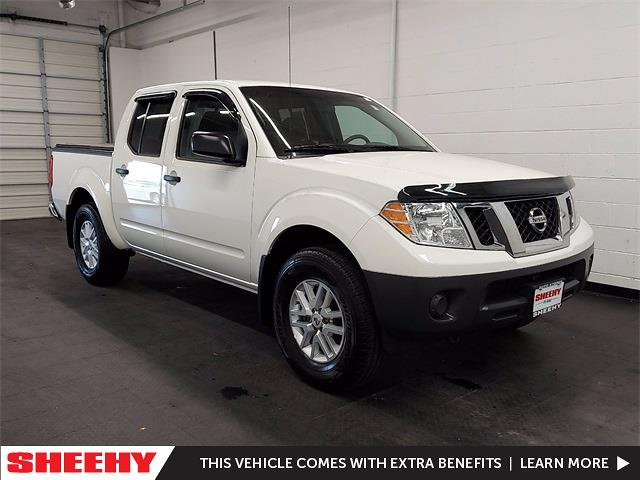 2019 Nissan Frontier Crew Cab 4x4, Pickup #K706221A - photo 1