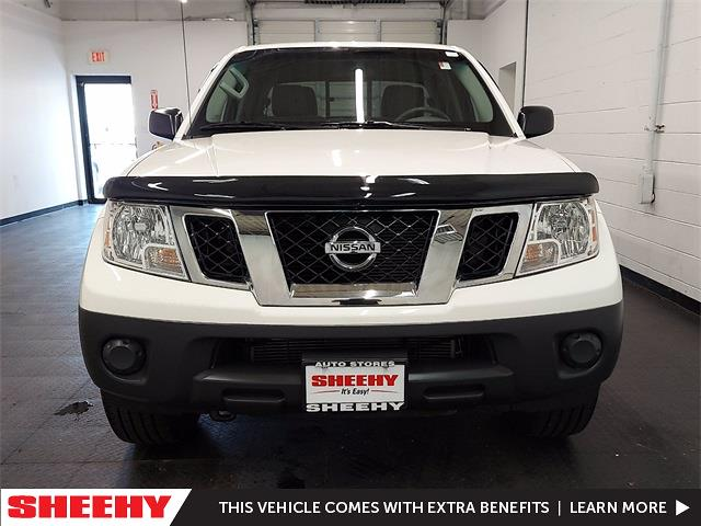 2019 Nissan Frontier Crew Cab 4x4, Pickup #K706221A - photo 3