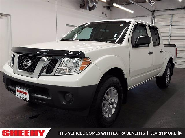 2019 Nissan Frontier Crew Cab 4x4, Pickup #K706221A - photo 2