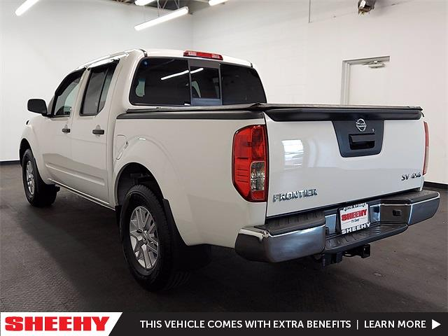 2019 Nissan Frontier Crew Cab 4x4, Pickup #K706221A - photo 4