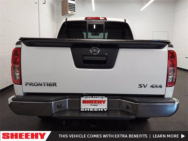 2019 Nissan Frontier Crew Cab 4x4, Pickup #K706221A - photo 5