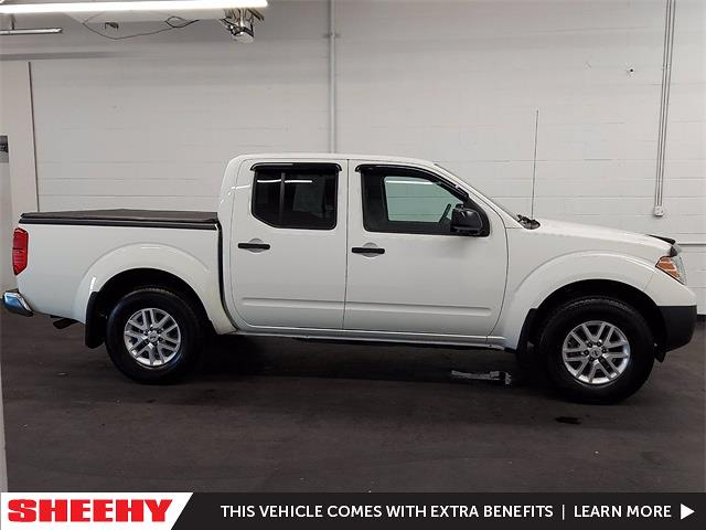 2019 Nissan Frontier Crew Cab 4x4, Pickup #K706221A - photo 7