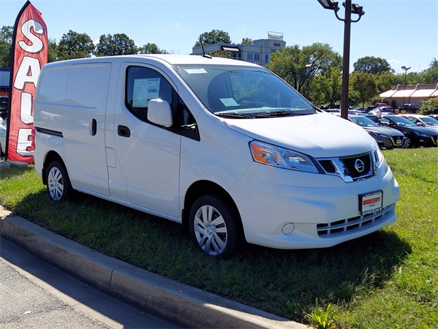 2020 Nissan NV200 4x2, Empty Cargo Van #K706351 - photo 1