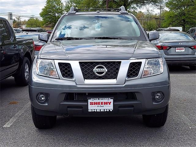 2021 Nissan Frontier 4x4, Pickup #K707244 - photo 1