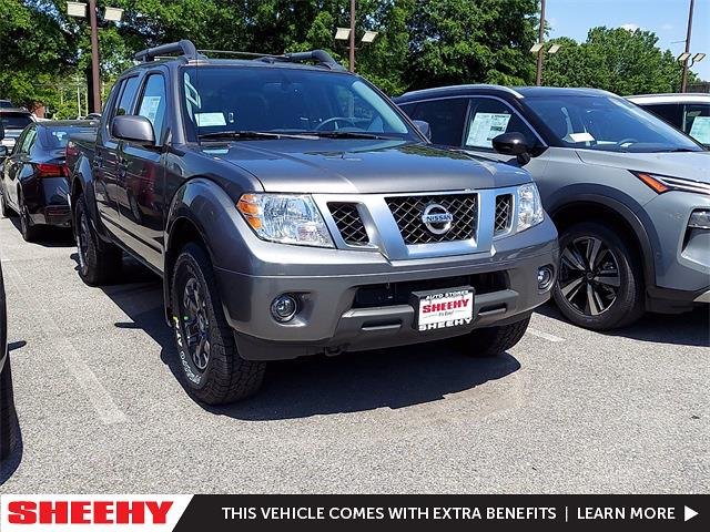 2021 Nissan Frontier 4x4, Pickup #K711869 - photo 1