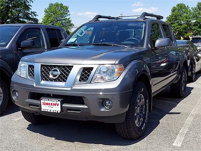 2021 Nissan Frontier 4x4, Pickup #K711869 - photo 4