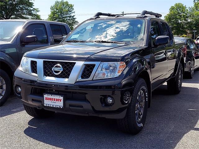 2021 Nissan Frontier 4x4, Pickup #K712054 - photo 4