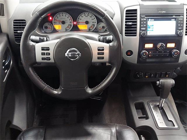 2015 Nissan Frontier 4x4, Pickup #K712054A - photo 14