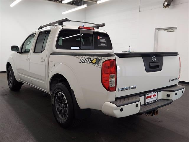 2015 Nissan Frontier 4x4, Pickup #K712054A - photo 7