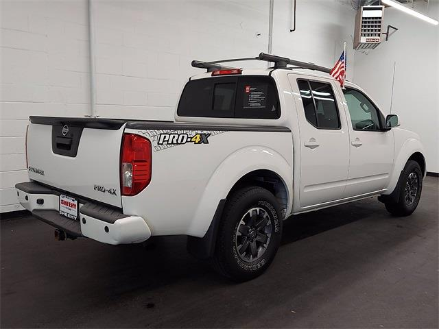 2015 Nissan Frontier 4x4, Pickup #K712054A - photo 2