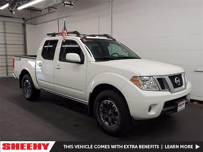 2015 Nissan Frontier 4x4, Pickup #K712054A - photo 1