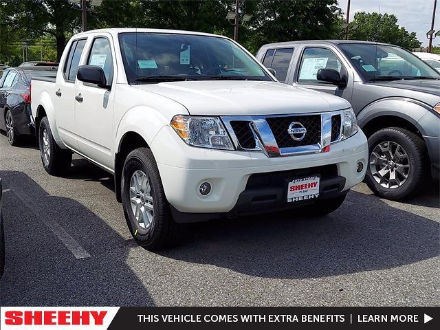 2021 Nissan Frontier 4x4, Pickup #K713373 - photo 1