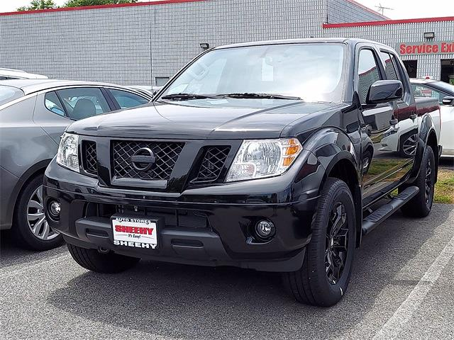 2021 Nissan Frontier 4x4, Pickup #K713493 - photo 4