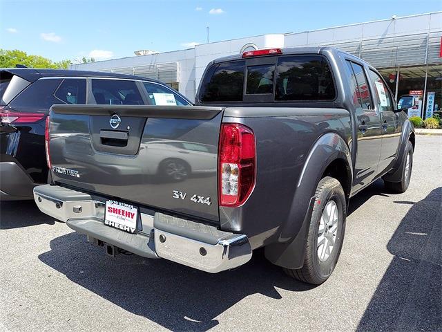 2021 Nissan Frontier 4x4, Pickup #K713694 - photo 1
