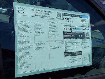 2021 Nissan Frontier 4x4, Pickup #K713694 - photo 8